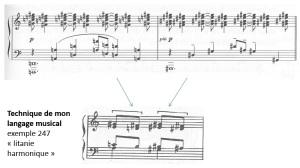 litanie harmonique étape 1